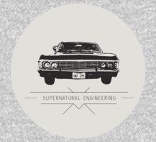 supernatural engineering  by selfishlove