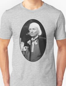 William Hartnell Shirt (1st Doctor) Unisex T-Shirt