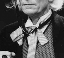 William Hartnell Shirt (1st Doctor) Sticker
