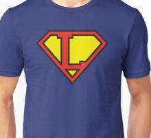 Super Initials Tee - L Unisex T-Shirt
