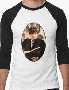 Patrick Troughton Shirt (2nd Doctor) Men's Baseball ¾ T-Shirt