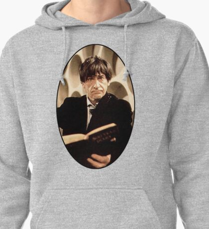 Patrick Troughton Shirt (2nd Doctor) Pullover Hoodie