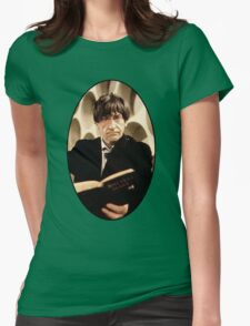 Patrick Troughton Shirt (2nd Doctor) Womens Fitted T-Shirt