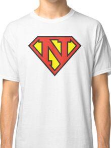 Super Initials Tee - N Classic T-Shirt
