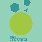 #001 - Blubasaur by trilac