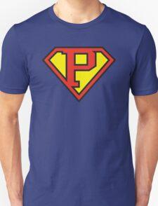 Super Initials Tee - P T-Shirt
