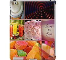 la vie en rose iPad Case/Skin