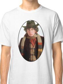 Tom Baker (4th Doctor) Classic T-Shirt