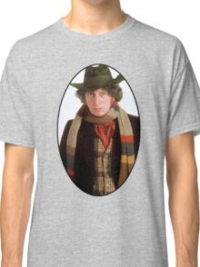 Tom Baker (4th Doctor) Classic T-Shirt