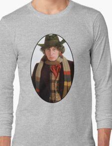 Tom Baker (4th Doctor) Long Sleeve T-Shirt