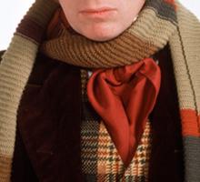 Tom Baker (4th Doctor) Sticker