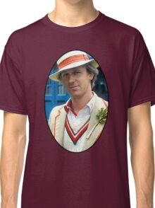 Peter Davison (5th Doctor) Classic T-Shirt