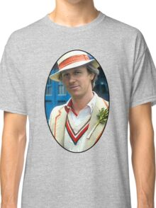 Peter Davison (5th Doctor) Classic T-Shirt