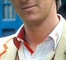 Peter Davison (5th Doctor) Sticker