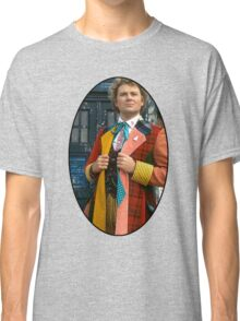 Colin Baker (6th Doctor) Classic T-Shirt