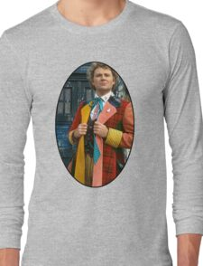 Colin Baker (6th Doctor) Long Sleeve T-Shirt