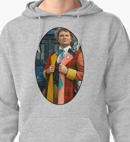 Colin Baker (6th Doctor) Pullover Hoodie