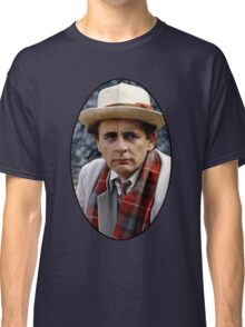 Sylvester McCoy (7th Doctor) Classic T-Shirt