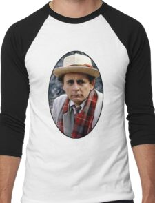 Sylvester McCoy (7th Doctor) Men's Baseball ¾ T-Shirt