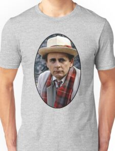 Sylvester McCoy (7th Doctor) Unisex T-Shirt