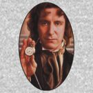 Paul McGann (8th Doctor) by Merwok