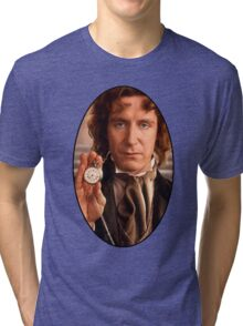 Paul McGann (8th Doctor) Tri-blend T-Shirt