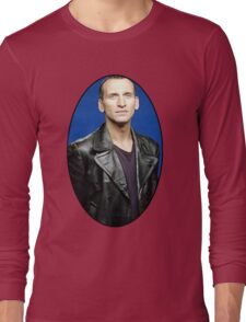 Christoper Eccleston Long Sleeve T-Shirt
