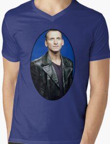 Christoper Eccleston Mens V-Neck T-Shirt