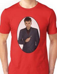 David Tennant (10th Doctor) Unisex T-Shirt