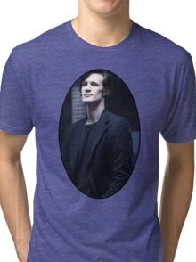 Matt Smith (11th Doctor) Tri-blend T-Shirt