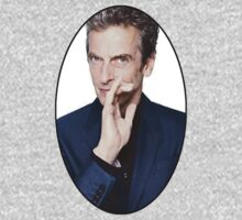 Peter Capaldi (12th Doctor) by Merwok