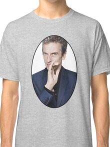 Peter Capaldi (12th Doctor) Classic T-Shirt