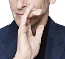 Peter Capaldi (12th Doctor) Sticker