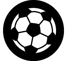 Soccer Ideology Photographic Print