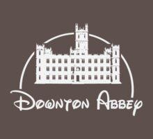 Downton Abbey / Disney //all white artwork// Kids Clothes