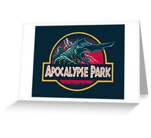 Apocalypse Park Greeting Card