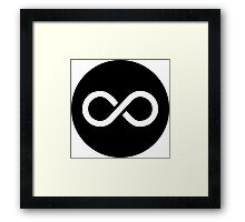 Infinity Ideology Framed Print