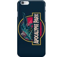 Apocalypse Park iPhone Case/Skin