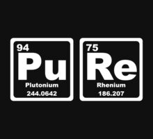 Pure - Periodic Table by graphix