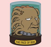 The Face of Boe One Piece - Long Sleeve