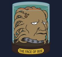 The Face of Boe Kids Clothes