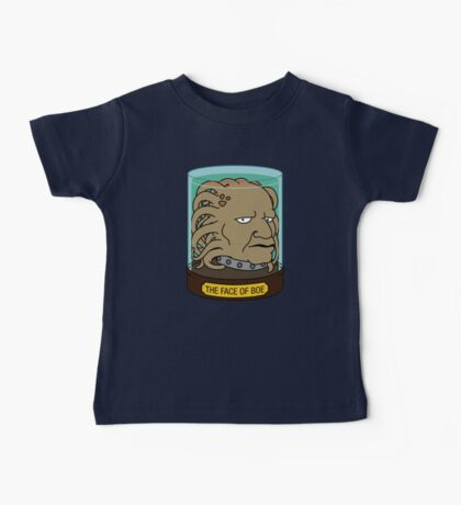 The Face of Boe Baby Tee