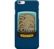 The Face of Boe iPhone Case/Skin