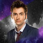 The Tenth Doctor/David Tennant- Doctor Who by PaytonGilley