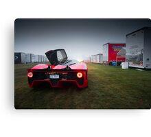 Ferrari P4/5 by Pininfarina | Dawn Patrol Canvas Print