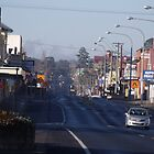 Tenterfield NSW by Judy Woodman