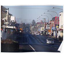 Tenterfield NSW Poster
