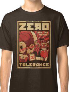 Zero Tolerance Classic T-Shirt