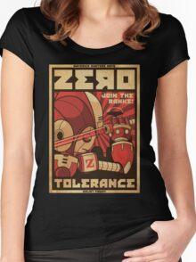Zero Tolerance Women's Fitted Scoop T-Shirt