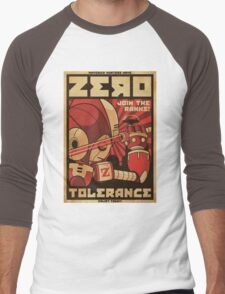 Zero Tolerance Men's Baseball ¾ T-Shirt